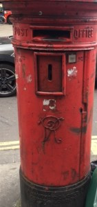 Victoria Regina: What changes have happened since this post box was installed here in Hammersmith? What changes will do so before it is finally retired?
