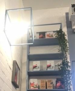 Interior Scarlett