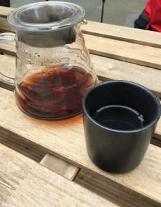 V60 at Amar Cafe, Chelsea