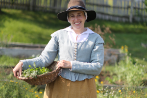 Image courtesy of Plimoth Plantation, Rachel Perez