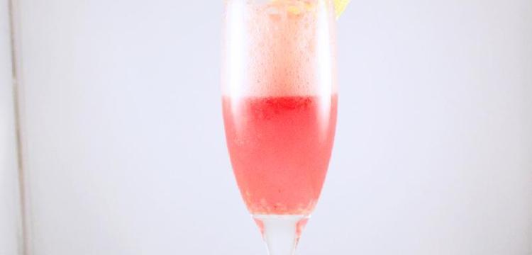 Sparkling Cranberry Sangria with garnishes | BearandBugEats.com