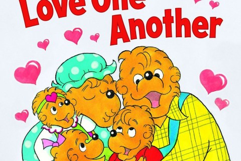 Blog Tour: The Berenstain Bears Love One Another