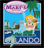 Hamburger Mary's Orlando