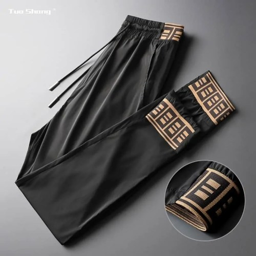bearboxers drawstring luxury jogger pants