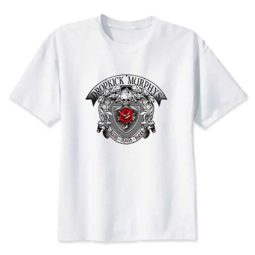 Dropkick Murphys Mens Anime T-Shirt