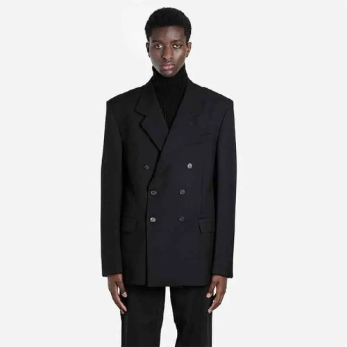 Men Groom Wedding Tuxedo 2Piece Coat and Trousers