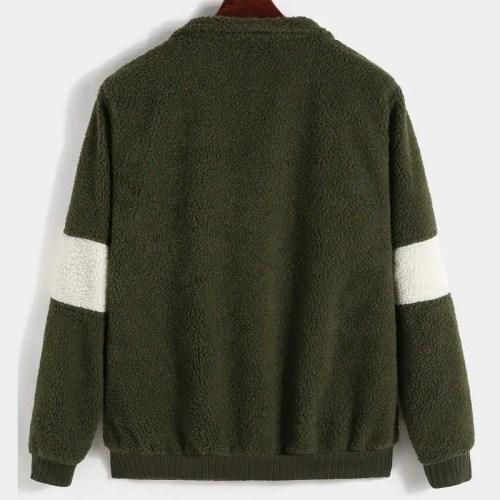 Bearboxers Mens Woolen Casual Coat