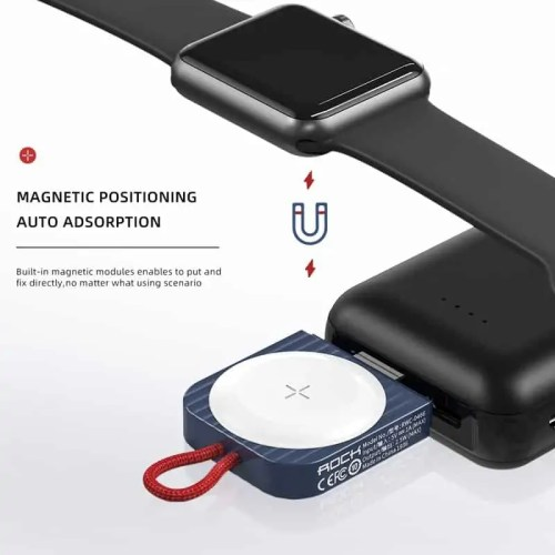 Magnetic Universal Wireless Fast Charger