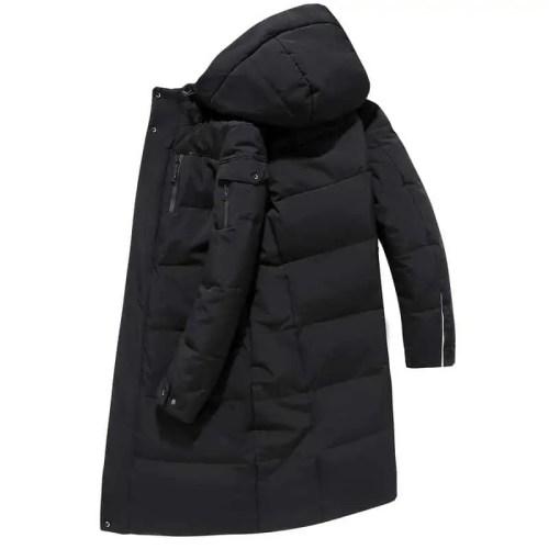 Bearboxers Duck Down Parka Coat
