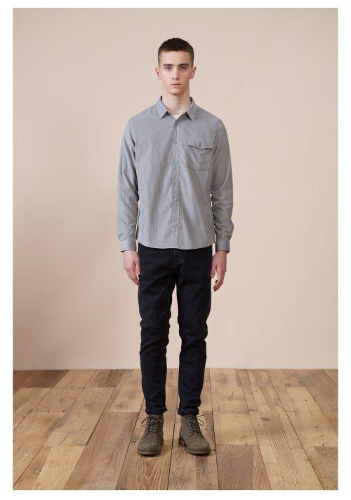 SIMWOOD 2020 Winter New Warm Fleece Lining Jeans Men Black Slim Fit Denim Pants High Quality Thick Jean SK130015