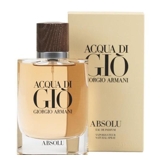 Giorgio- Armani ACQUA DI GIO Absolu 100 ml Perfume
