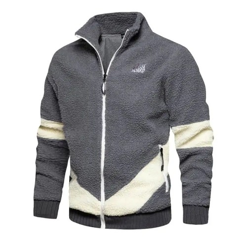 Bearboxers Mens Woolen Casual Coat