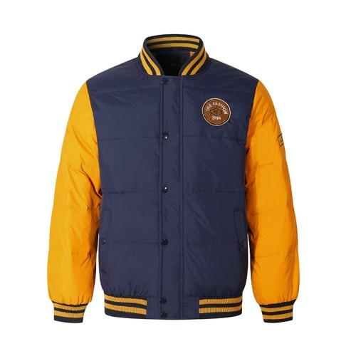 Bearboxers Patchwork Collar Jacket