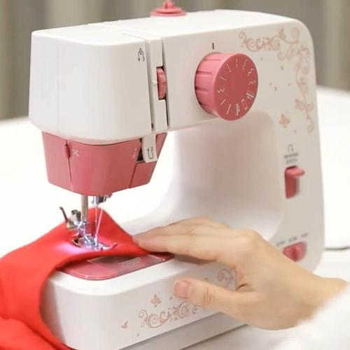 Deluxe 12 Stitches Sewing Multifunctional Double Thread Household Machine