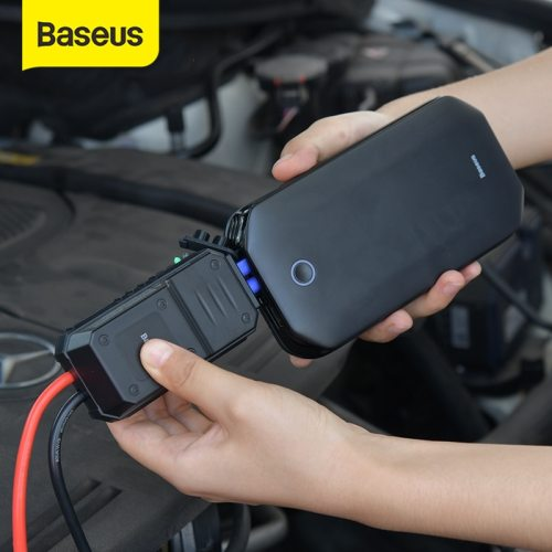 Baseus 12V Portable Car Jump Starter Battery Power Bank
