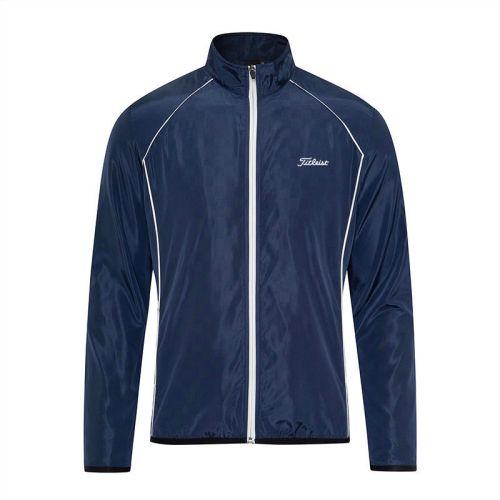 Men's Golf Windbreaker Fashion Sport Coat Thin Breathable Jacket