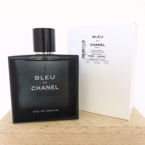 Bleu De Chanel Platinum EDP Tester Parfume 100 ml