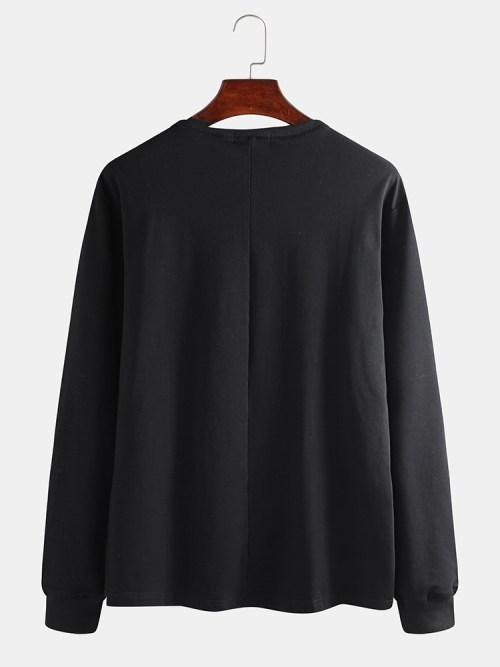 Bearboxers Men's AC Large Pocket Sweatshirt