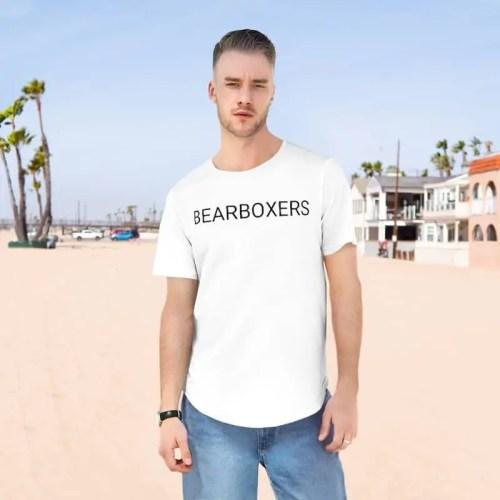 Bearboxers mens Tshirt