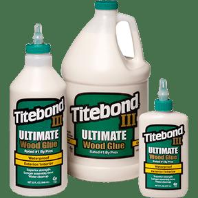 Titebond III Wood Glue