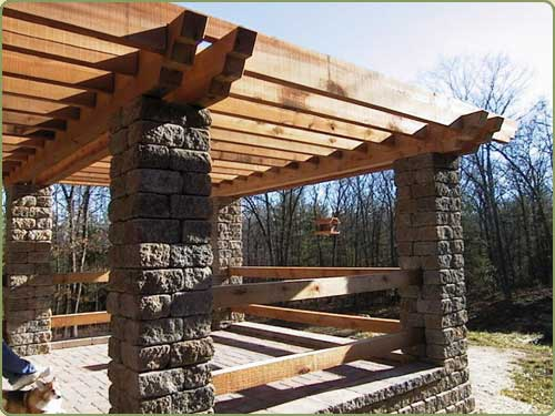 Garden Structures Western Red Cedar Bear Creek Lumber