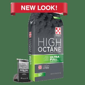Purina High Octane Ultra Full Supplement bag