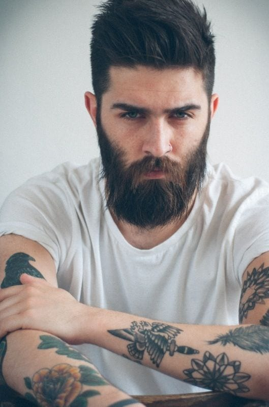 3 Beard growing mistakes