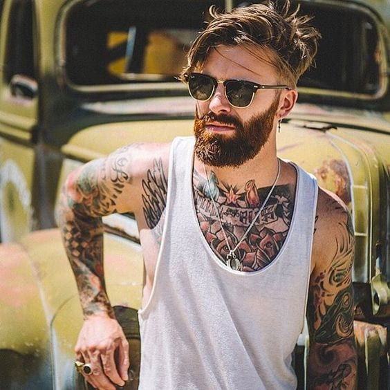 Few Effortless Ways To Grow a Beard