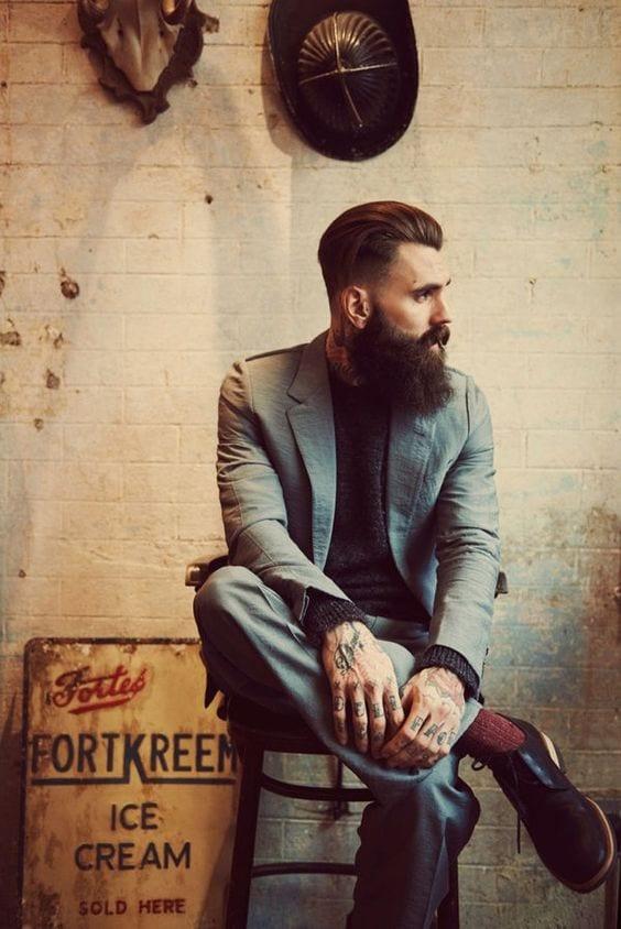 Few Mindblowing Ways To Grow a Beard