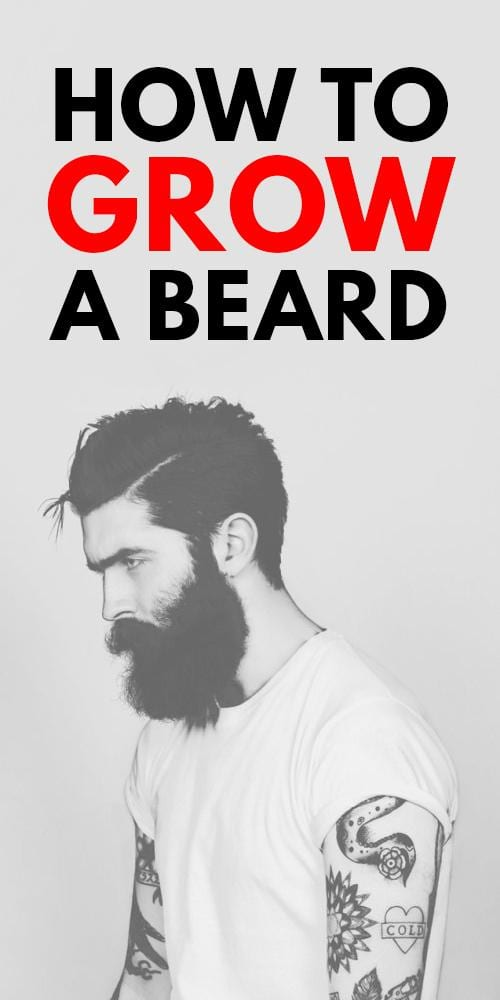 Fuller & Thicker Beard Styles