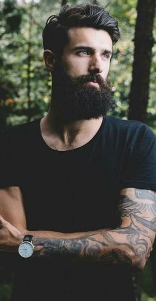 Tip For Growing Thick Beard