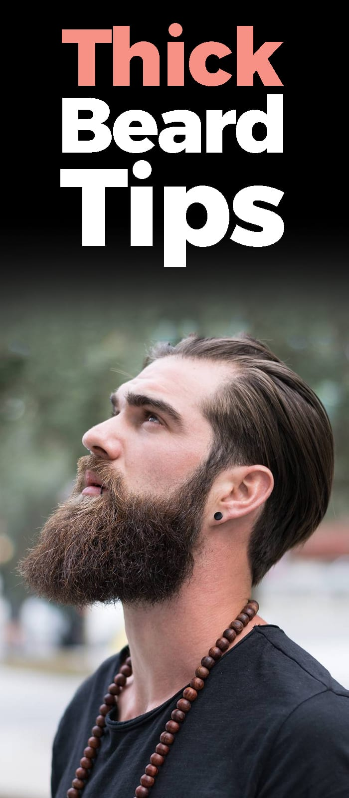 Tips For Thick Beard
