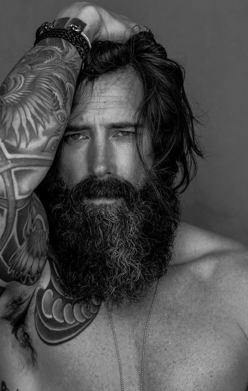 5 Quick Steps To Get The Full Bearded Look