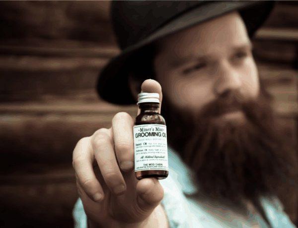 Beard Oil reciepe