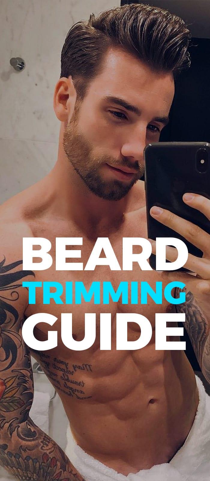 Beard Trimming Guide