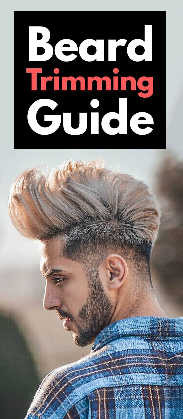 Beard Trimming Guides
