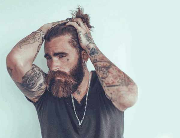 How To Grow a Thick beard