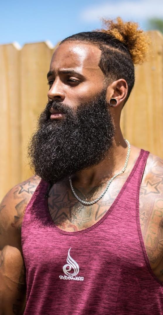 Some Health Benefits Of Growing A Full Beard