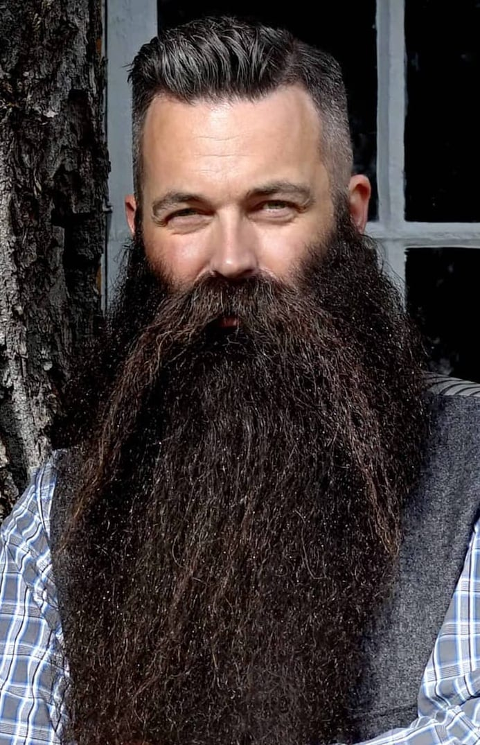 Some Health Benefits Of Growing Beards
