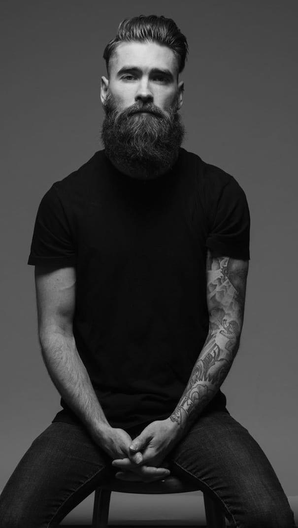 Tips For How To Grow A Beard