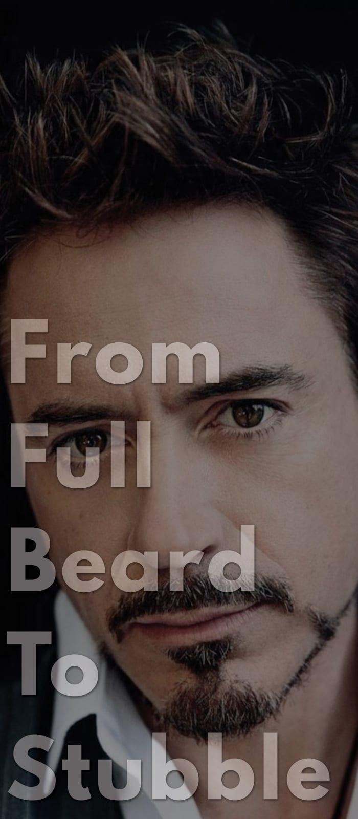 From-Full-Beard-To-Stubble