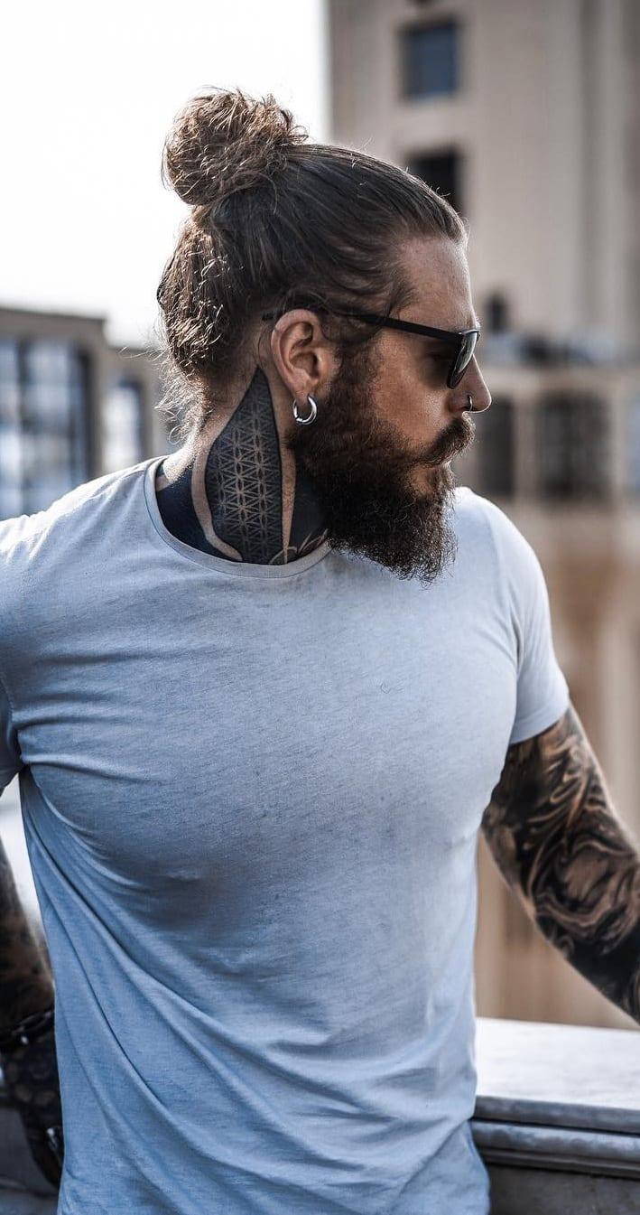 Steps To Quickly Shape Your Long Beard In Style!