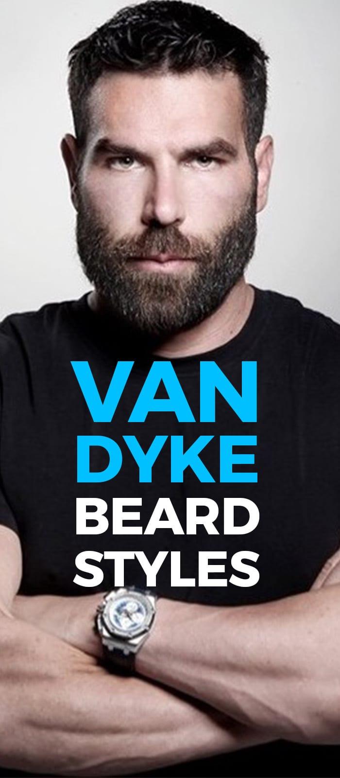 Van Dyke Beard Styles!