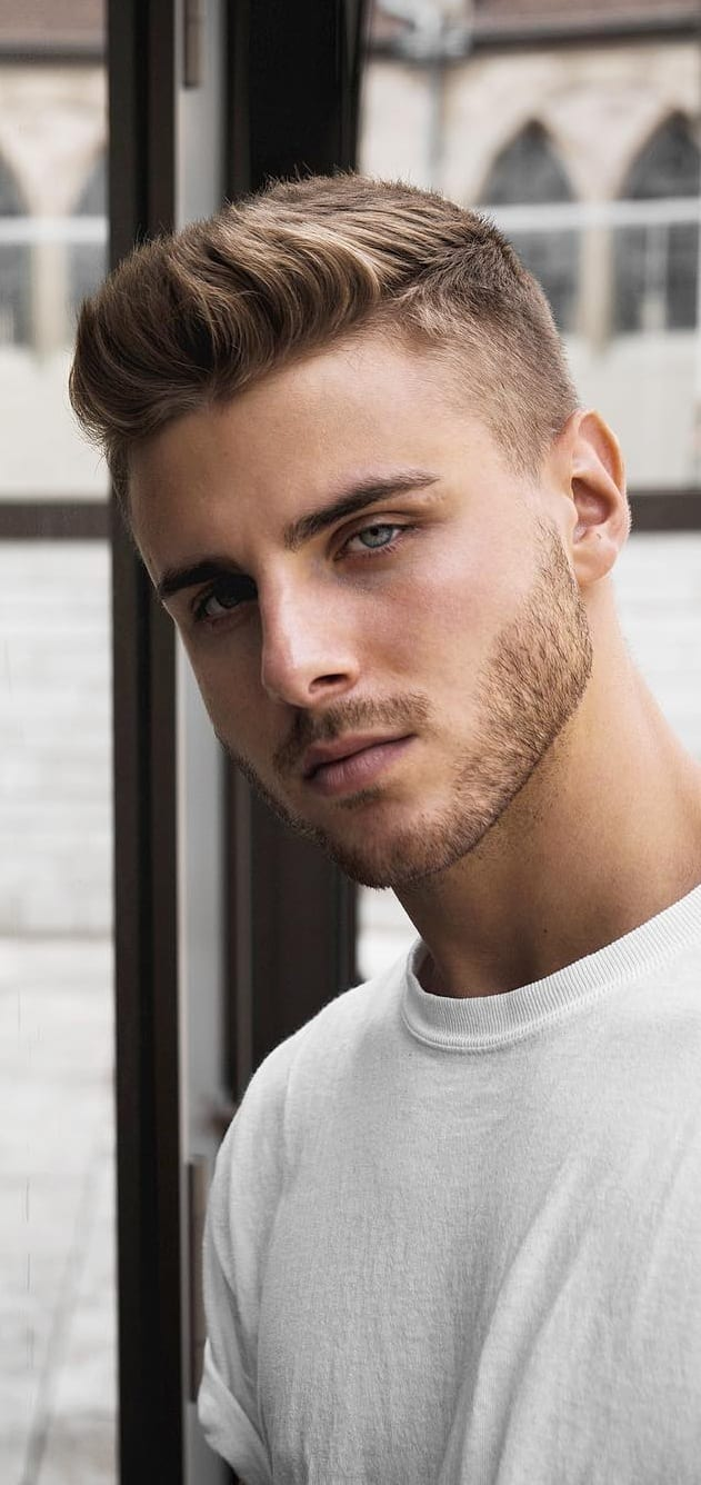 5 Things You Must Know About Medium Stubble Beard Style