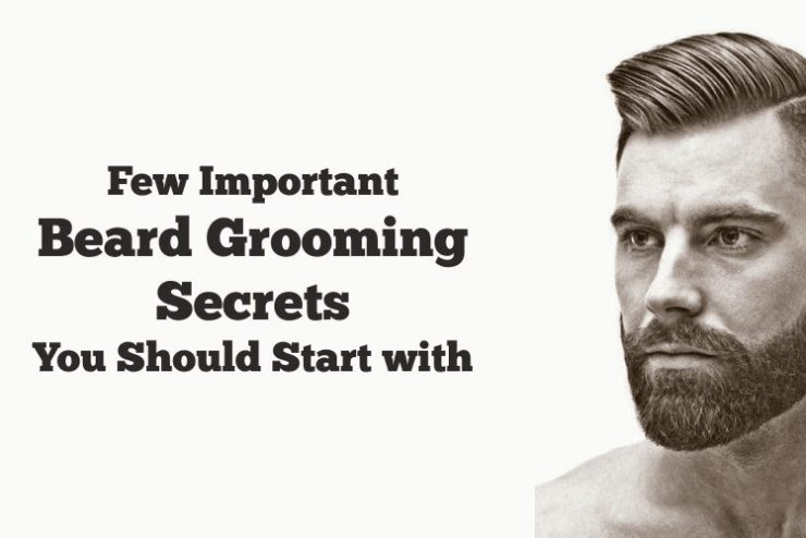 Few Important Beard Grooming Secrets To Start with