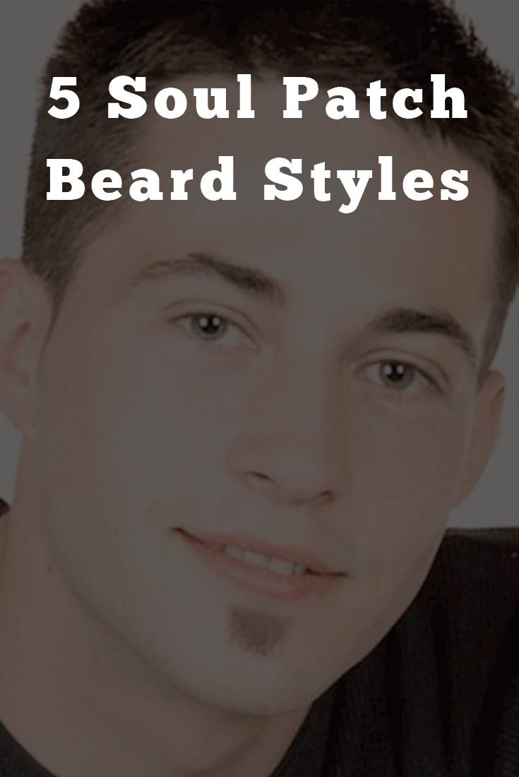 Soul Patch Beard styles