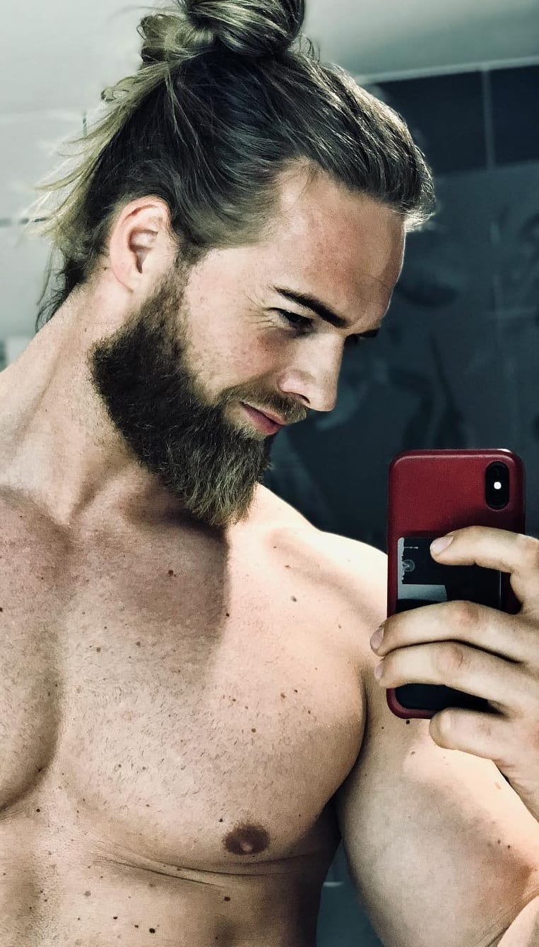 Reasons Why You Should Opt For Duck tail Beard Look