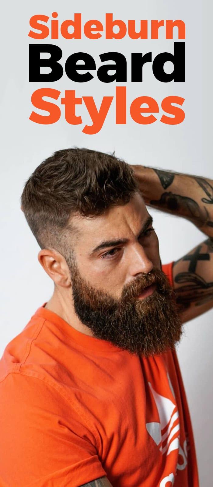 Sideburns For Beard!