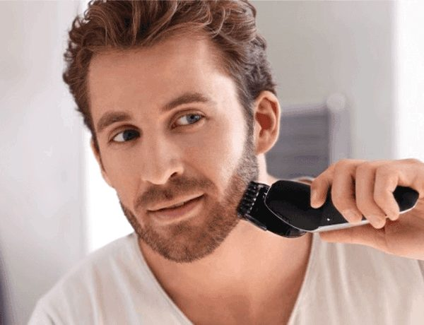 5 Simple Steps for Beard Trimming!