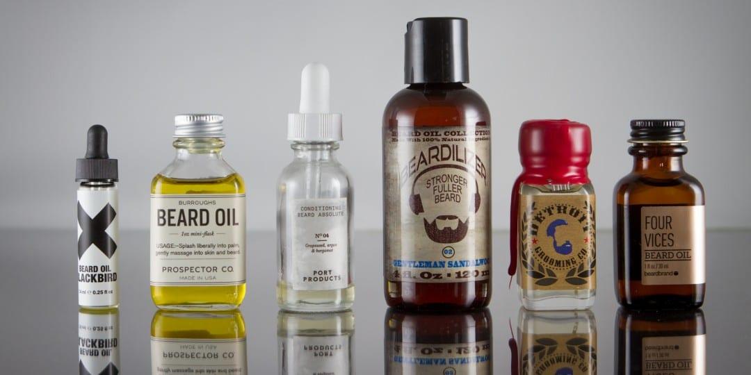 List of beard oil available online for men